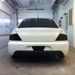 , Smoked Tail Lights, Colorado Auto Tint